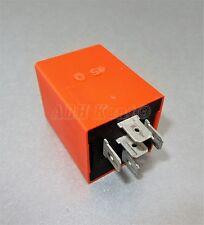 442-Peugeot 5-Pin Orange Time Delay Rear Wiper Defogger Relay 9619879180 Bitron