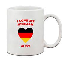 I love my GERMAN Aunt Ceramic Coffee Tea Mug Cup