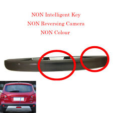 Maniglia Posteriore Baule Portellone Per Nissan Qashqai j10 jj10 Nero Primer IT