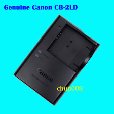 Genuine Original Canon CB-2LFE CB-2LF CB-2LDE Charger for NB-11L NB-11LH Battery