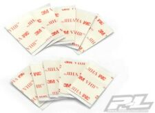 Pro-Line 5840 Double Sided Clear Mounting Tape (10pack) for All Hobby Enthusiast