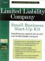 Limited Liability Company : Small Business Start-Up Kit Hybrid Daniel Sitarz