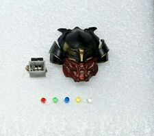 Custom Neca 1/12 scale ONI  Predator  Mask with swappable LED