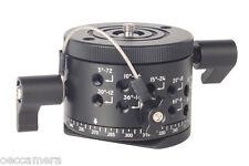 SUNWAYFOTO Indexing Rotator DDP-64MX w Arca Compatible Mount /Tripod Head Sunway