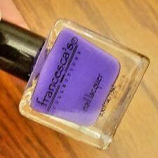 New! Francesca'S Nail Polish Lacquer in Boyz-N-Berry