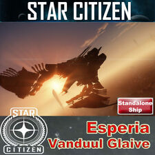 Star Citizen - Vanduul Glaive (check my store for more ships and upgrades)