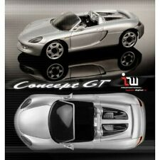 Kyosho Mini-Z iWaver FireLap Porsche Carrera GT (Silver) AutoScale Body