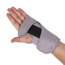 Handgelenkstütze mit stahlschiene für die Linke hand