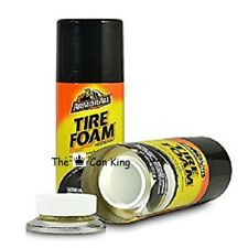 ARMOR ALL Tire Foam Diversion Can Safe Stash Box Metal Piggy Bank #28