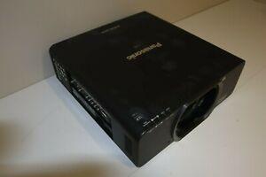 Panasonic Large Venue Projector DLP PT-DS8500U 1400x1050 10,600 Lumens Low Hours
