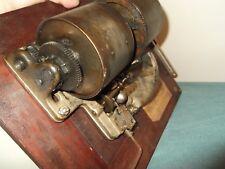 Antique Victor Victrola Talking Machine Co VV XIV Phonograph Motor Parts Repair
