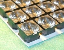 FA10669_CXP-O LEDIL Black Square LED Lens for CREE XP-E Oval Beam  [QTY=1pcs]