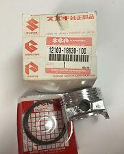 Suzuki Oem genuine part 85-93 LT230 E &G piston and rings