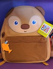 Eric Carle Brown Bear Back Pack And Lunch Box