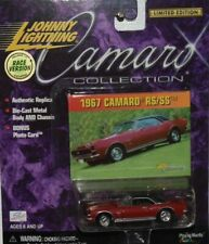 JOHNNY LIGHTNING R4 CAMARO COLLECTION 1967 CHEVY CAMARO RS/SS EXCLUSIVE