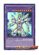 YUGIOH x 1 Elemental HERO Core - JUMP-EN071 - Ultra Rare - Limited Edition Near