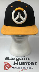 F164 Overwatch Baseball Cap / Hat In Good Condition Adjustable Sizing