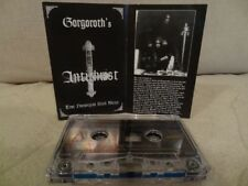 GORGOROTH Antichrist / 1997 / MC CASSETTE ( EX ) DARK FUNERAL, ENTHRONED, MAYHEM