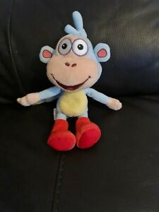 """Ty Beanie Boots The Monkey From Dora The Explorer 8"""" Inch"""