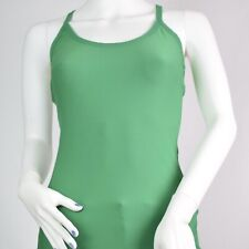 Nike Fit Dry Womens Size Xs Green Colored Sleeveless Athletic Tank Top