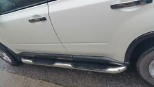 Nissan X-Trail T31 Stainless Stell Side Steps Xtrail 2007-2013