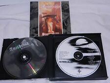 Anathema - Penecost III and resonance 2 2002 Promo CD