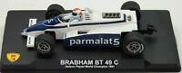 VANQUISH MG Brabham BT 49 C Nelson Piquet - Slot car - missing fin
