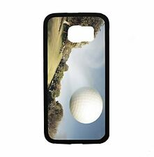 Golf Ball In Air for Samsung Galaxy S6 i9700 Case Cover