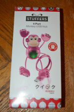 Monkey USB Hub BNIB 4 Port