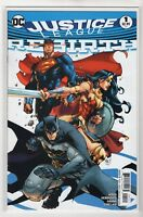 DC COMICS//2019 JUSTICE LEAGUE #22 ROMULO FAJARDO JR VIRGIN ART VARIANT COVER