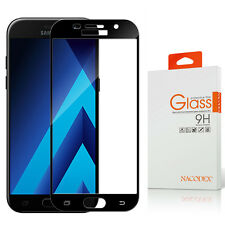Nacodex Full Coverage Tempered Glass Screen Protector For Samsung Galaxy A5 2017