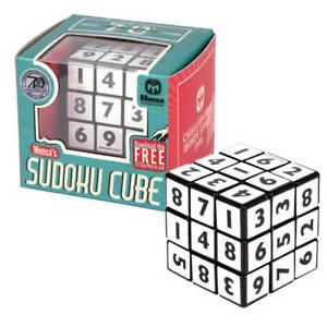 NEW Mensa Sudoku Cube | FREE Shipping