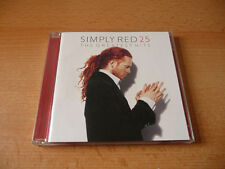 Doppel CD Simply Red - 25 - The Greatest Hits - 2008