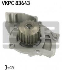 POMPA acqua per raffreddamento SKF VKPC 83643