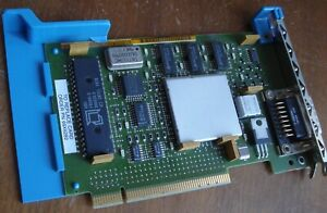 IBM PS/2 Adapter/A Model 69X6282 Micro Channel Architecture Expansion Short Card
