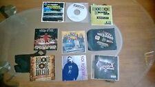 Lot of 9 CD's Various Artists Rap Hip Hop Alternative Rock Techno House Pop RnB
