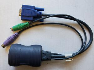 "KVM Cable Switch ServSwitch CX Server Access Module PS/2 kv1400a - 10"" KV1400A"