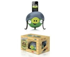NEW ANGRY BIRDS PIG SOUND SPEAKER DOCK SYSTEM IPOD IPHONE GEAR 4 STERE0 30 WATT