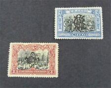 nystamps Mexico Stamp # 492.493 Mint Og H $25 U4y580