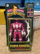 Mighty Morphin Power Rangers RETRO PINK RANGER - KIMBERLY - Walmart Exclusive