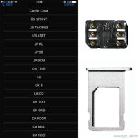 Universal Unlock Turbo 4G iDeal Sim Card For iPhone X 8 7 6S 6 Plus + 5S iOS 11