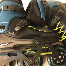 New listing Rollerblade RB110 3WD Skates 9.0 (Z02C)