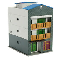Outland Building Model N Scale Gauge 1/144 Scene Modern House FOR Xmax