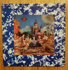 ROLLING STONES 3D RARE LONG PLAYING LABELS THEIR SATANIC MAJESTIES REQUEST BELL*
