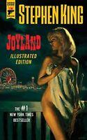 Joyland (Illustrated Edition) (Hard Case Crime) by King, Stephen