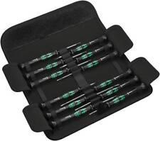 WERA Kraftform Micro Elektroniker Feinmechaniker 12 Schraubendreher 05073675001