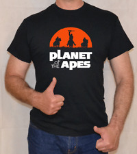 PLANET OF THE APES,RETRO,SCI FI,VINTAGE,CLASSIC,70S,80S,FUN,T SHIRT