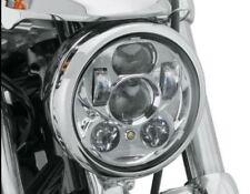 """HARLEY-Davidson H-D """"daymaker"""" 5 3/4"""" LED-FANALI CROMO * 67700144 A *"""