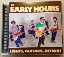 Early Hours Lights Guitars Action Cd Powerpop Stems Chevelles