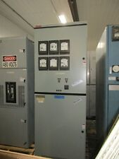 Westinghouse VacClad-W 15KV 1200A Single Section Switchgear
